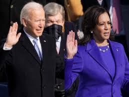 Joe Biden, Kamala Harris Inauguration Day updates | Biden vows to defeat 'domestic terror, white supremacy