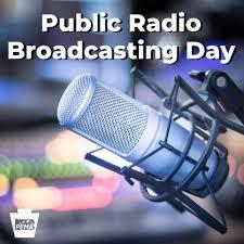 PUBLIC RADIO BROADCASTING DAY – 13 JANUARY
