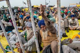 Farmers' protests ,Farmers face pressure to leave protest sites