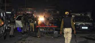 TWO CIVIL WORKERS WERE KILLED BY THE TERRORISTS
